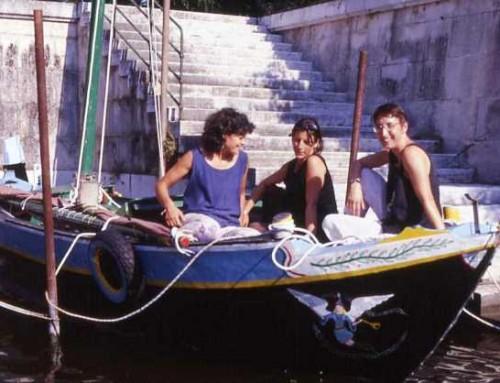 Limosa intervistata da 'Storie di chi' per i 30 anni di lavoro in Laguna di Venezia