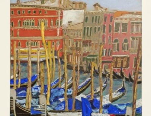 Reisen mit Sinnen… Deutsche in Venedig
