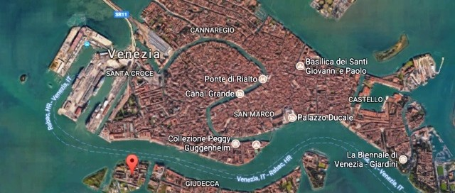 sacca fisola map