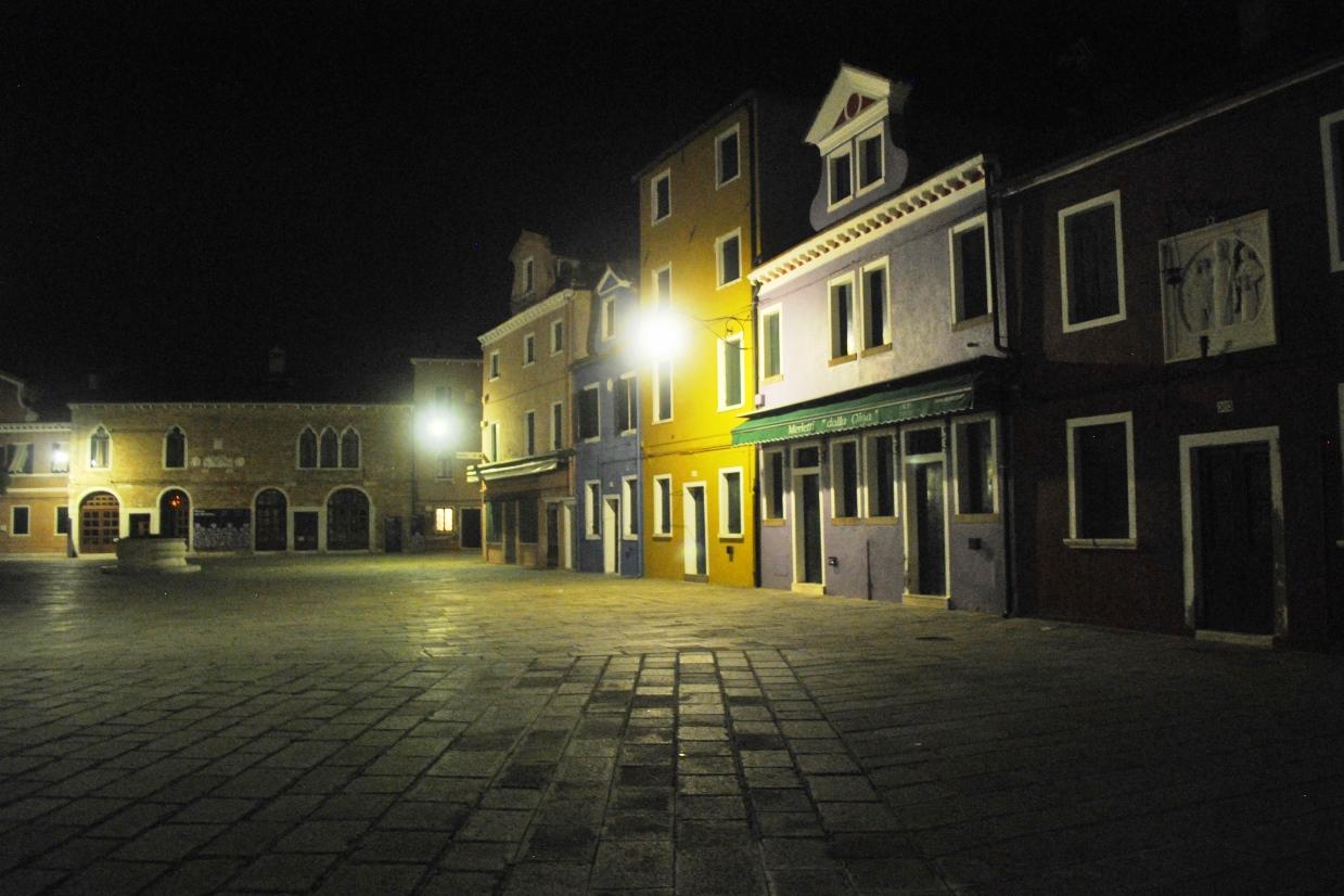 Venezia notturna- città invisibile_SlowVenice
