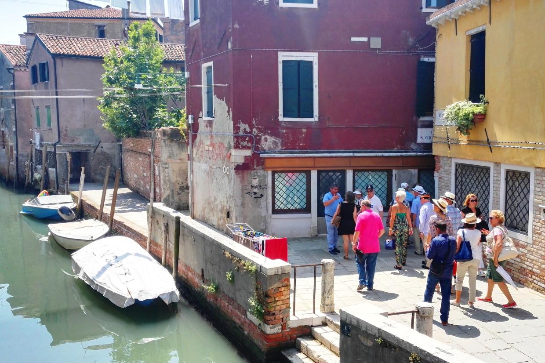 Calli nascoste Venezia- SlowVenice