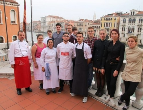 SCHOOL TOUR & INTERNSHIP to discover Venice and its lagoon