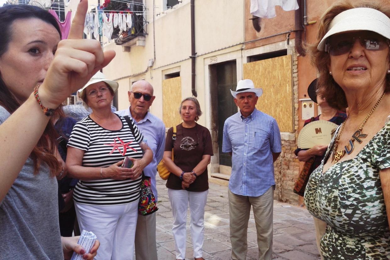 Tour letterario venezia-slowvenice